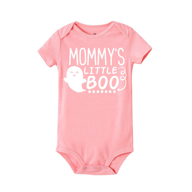 Mommy's Little Boo Funny Newborn Bodysuit