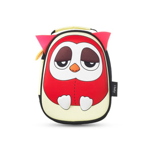 i-baby 3D Animal Design Harness Baby Kids Backpack with Leash Toddler Waterproof Backpack with Safe Harness, Ages 1+, 6 Colors - WowmeZone