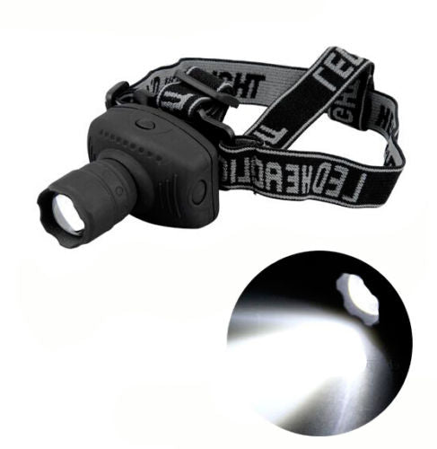 1800Lumen Headlamp LED Headlight Flashlight Frontal Lantern Zoomable Head Torch Light Bike Riding Lamp For Camping Hunting - WowmeZone