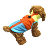 Warm Dog Clothes For Small Dog Windproof Winter Pet Dog Coat Jacket Padded Clothes Puppy Outfit Vest - WowmeZone