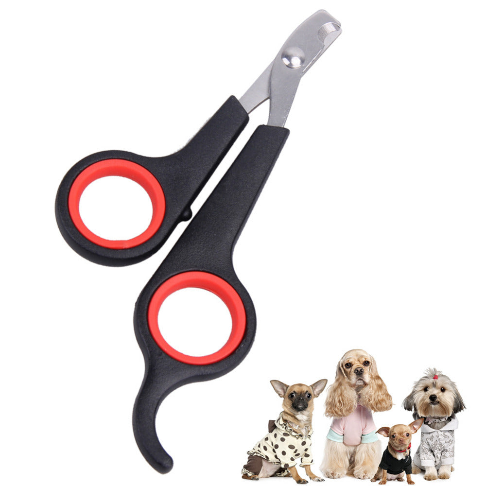 1Pcs Dog Nail Clippers Dog Claw Pet Nailclippers Supplies Cats Nails Clippers Trimmer Pet Nail Claw Grooming Scissors Cutter - WowmeZone
