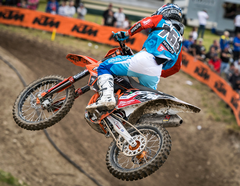 HIGH POINTS FINISH FOR HITACHI IN THE PENULTIMATE ROUND OF MAXXIS