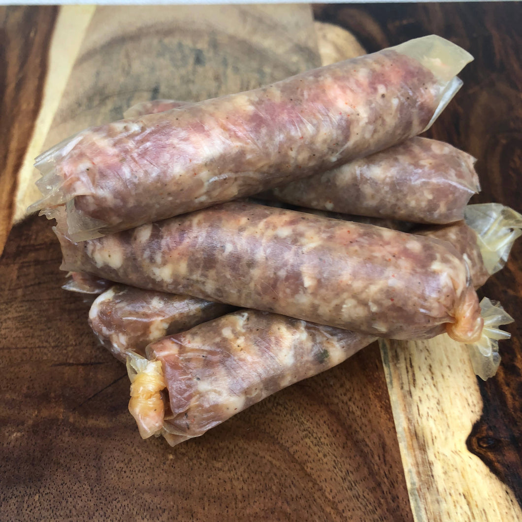 Broad Arrow Farm Maple Sausage - Links