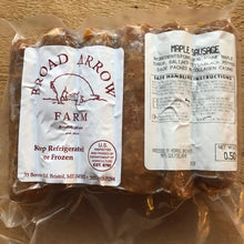 Load image into Gallery viewer, Broad Arrow Farm Maple Sausage - Links