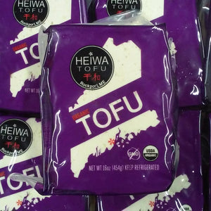 Heiwa Tofu Retail packs 12x16oz case