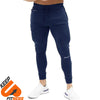 KeepUpFit Elastic & Cotton Workout Joggers