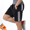 KeepUpFit Running Soccer & Tennis Shorts