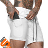 KeepUpFit Workout Shorts Two In One