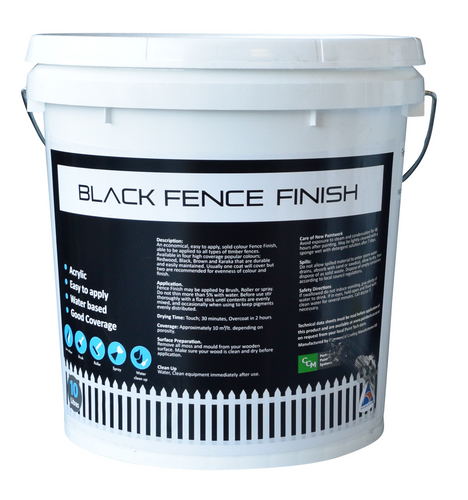 Fence Finish 10L