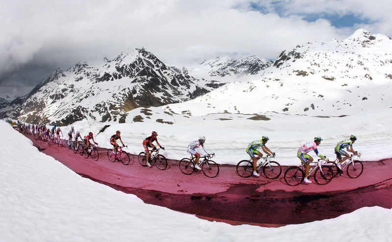 The unpredictable and chaotic beauty of the Giro d'Italia
