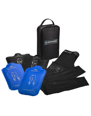 Ice Compression Recovery Kit - Black/Black