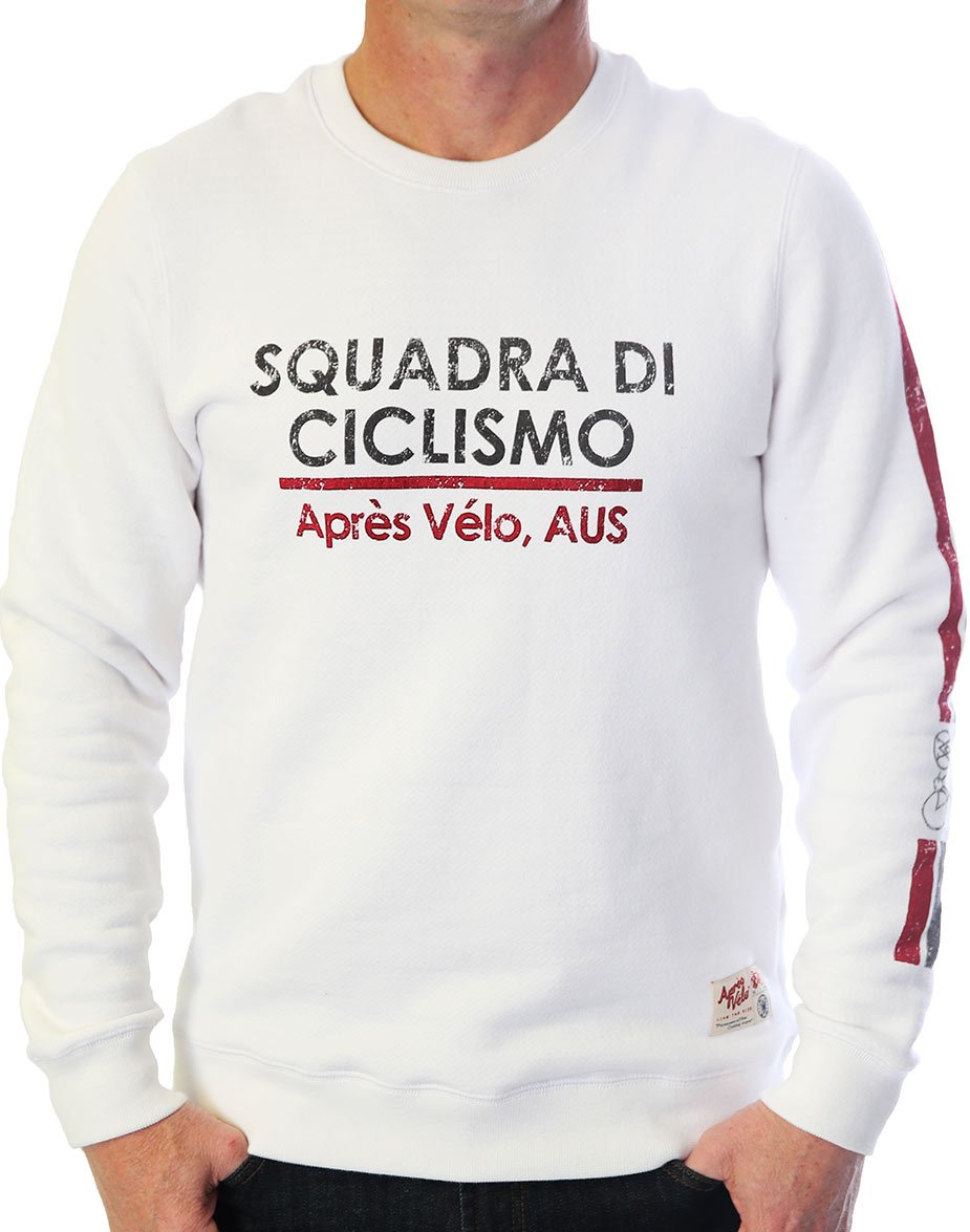 Squadra Di Ciclismo Sweat