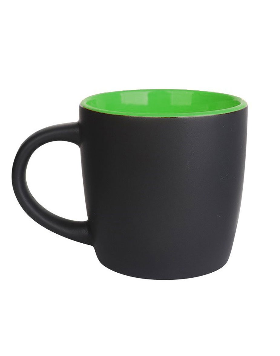 Tour de Caffeine Coffee Mug - Green