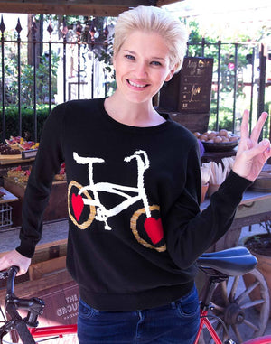 Wheel Love Never Tyres Knit