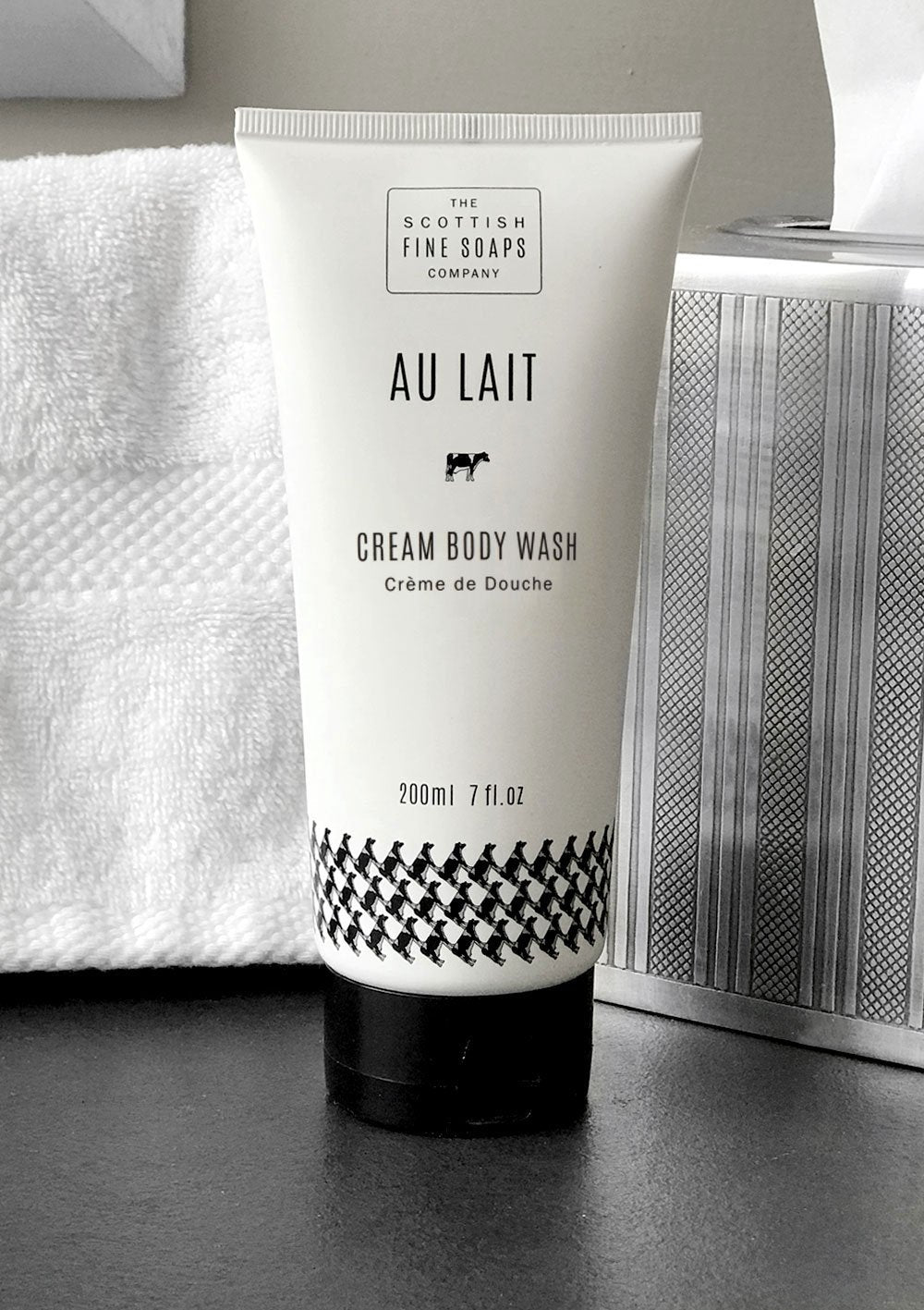 CREAM BODY WASH
