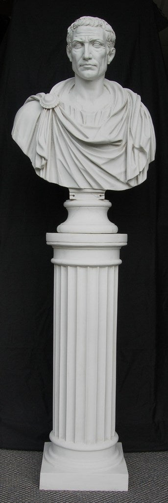 Brutus in Toga Bust
