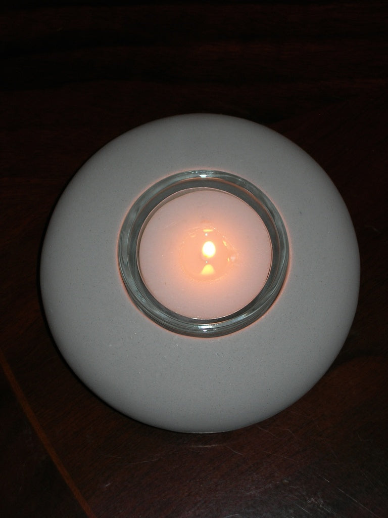 Round Single Table Light