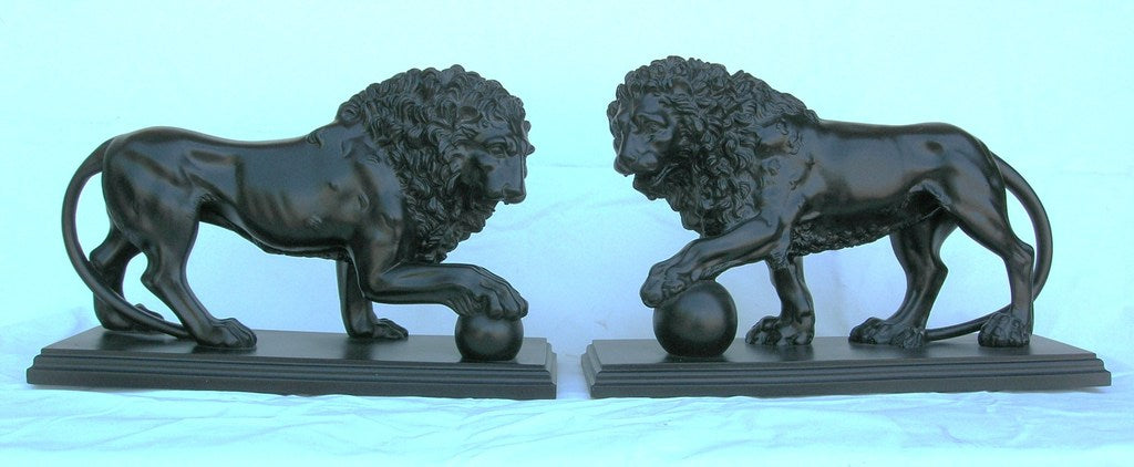 The Medici & Vacca Lions