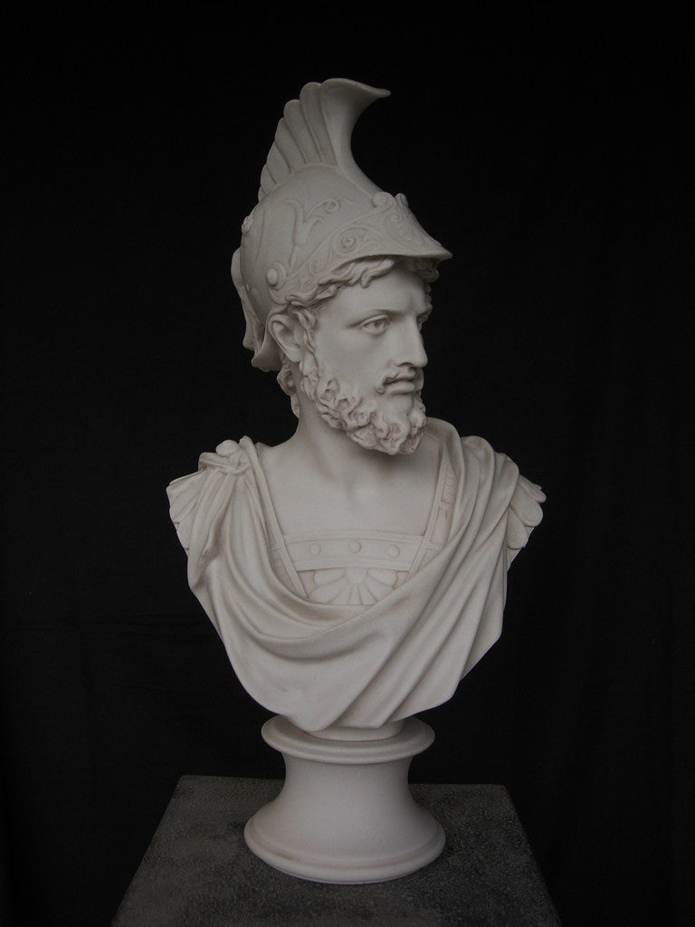 Marble Sculpture By Sculptured Arts Studio Ajax