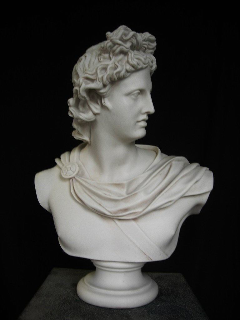 Marble Sculpture By Sculptured Arts Studio Busts And