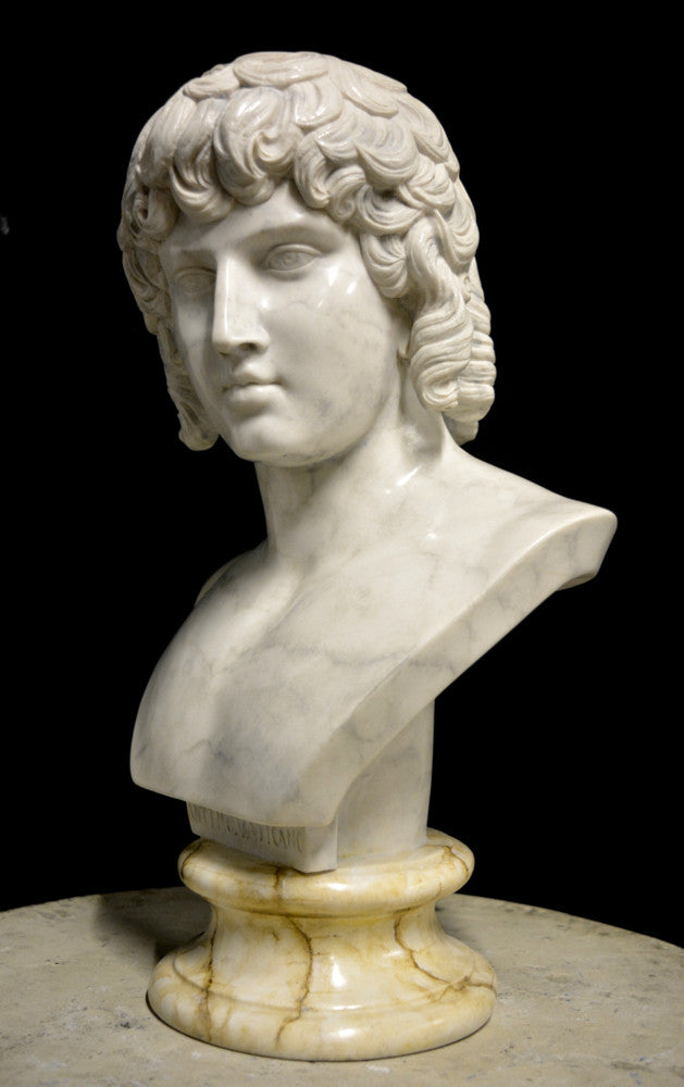 Antinous Finely Finished