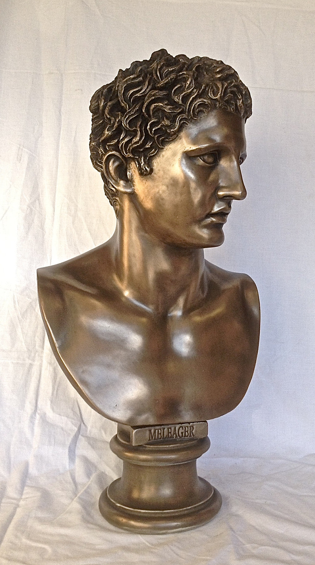 Bronze Meleager