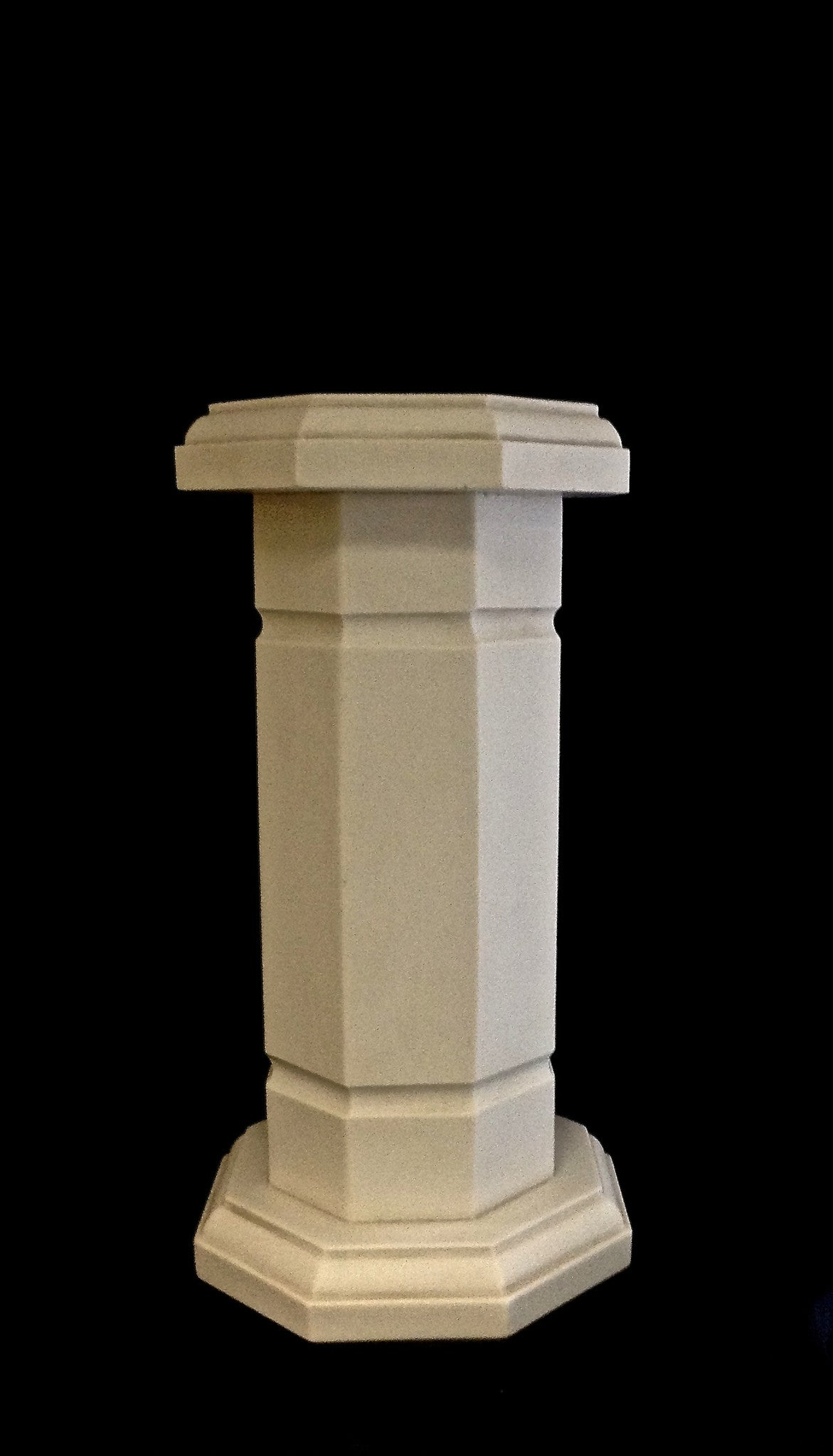 Six sided column small COL10