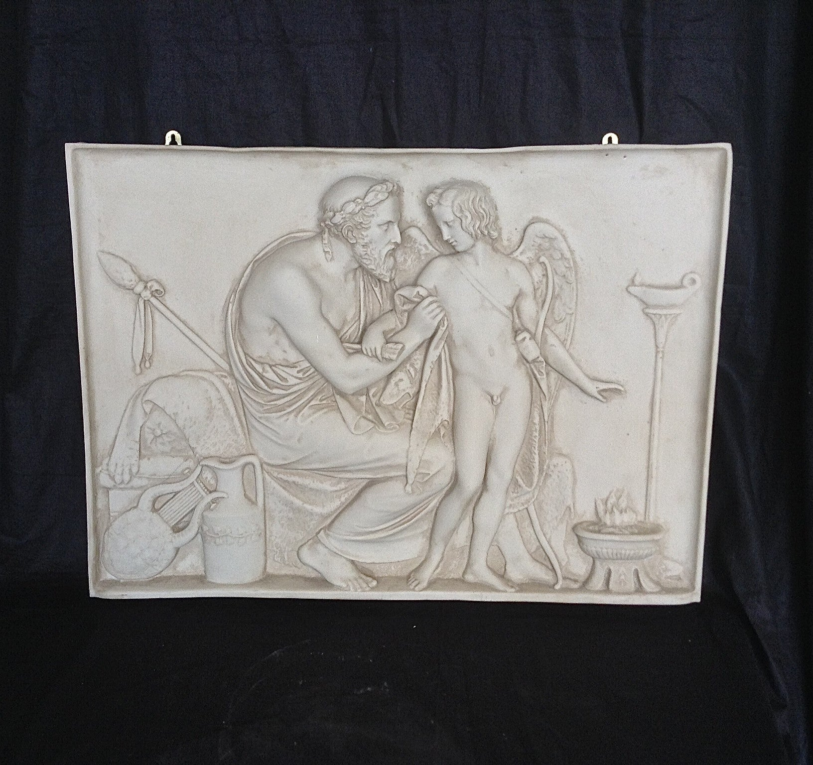 Cupid Received By Anacreon