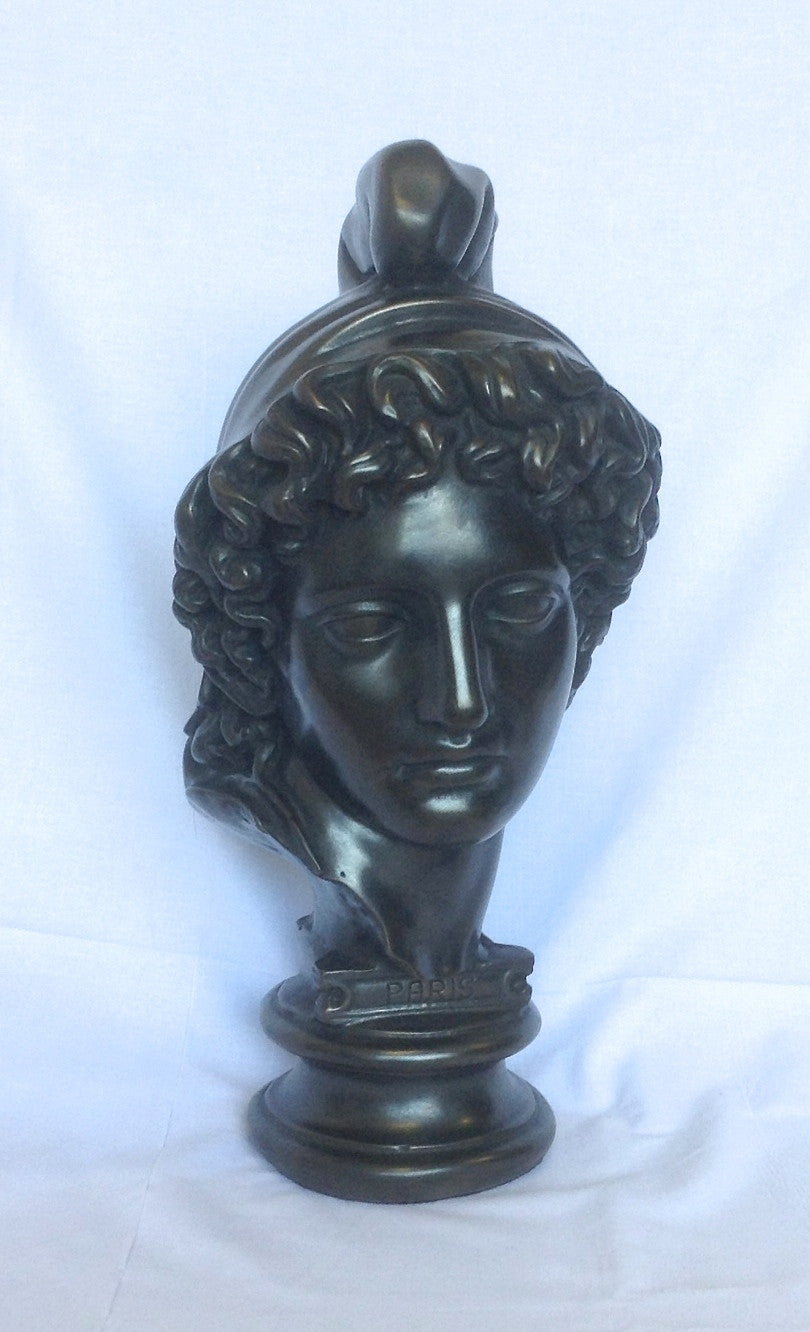 Paris Head Bronze
