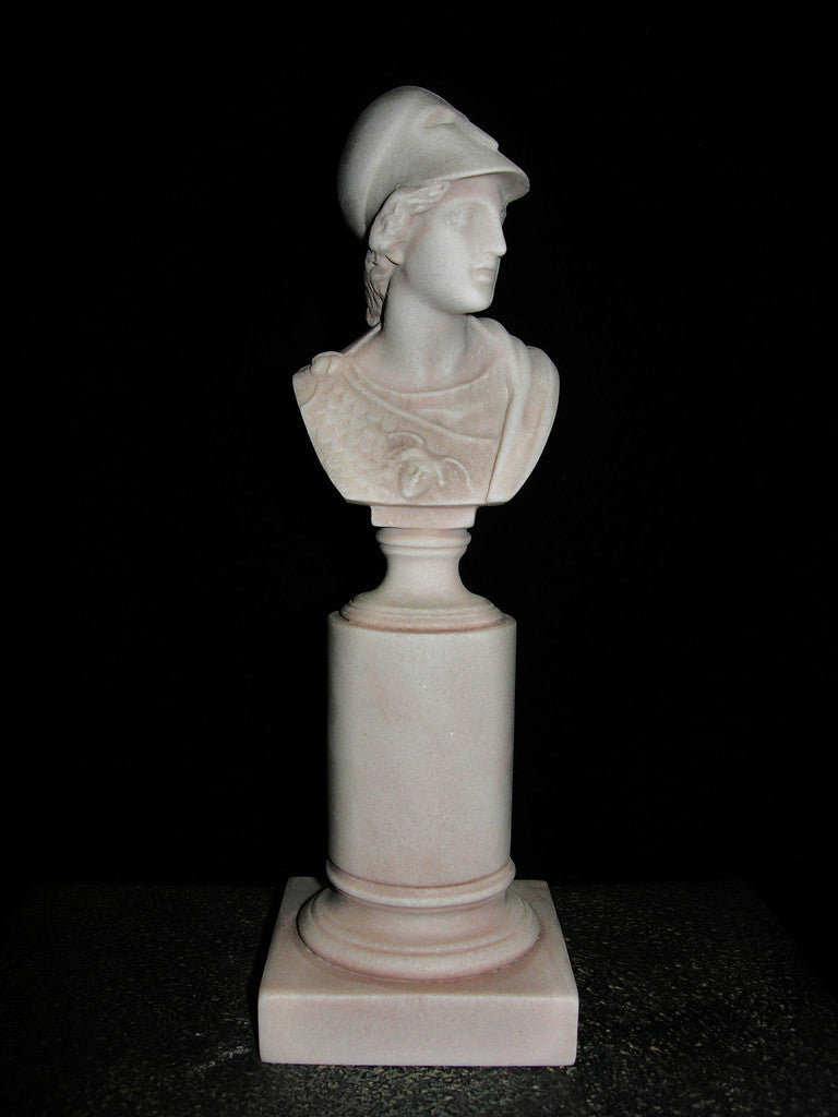 Pericles on Column Base