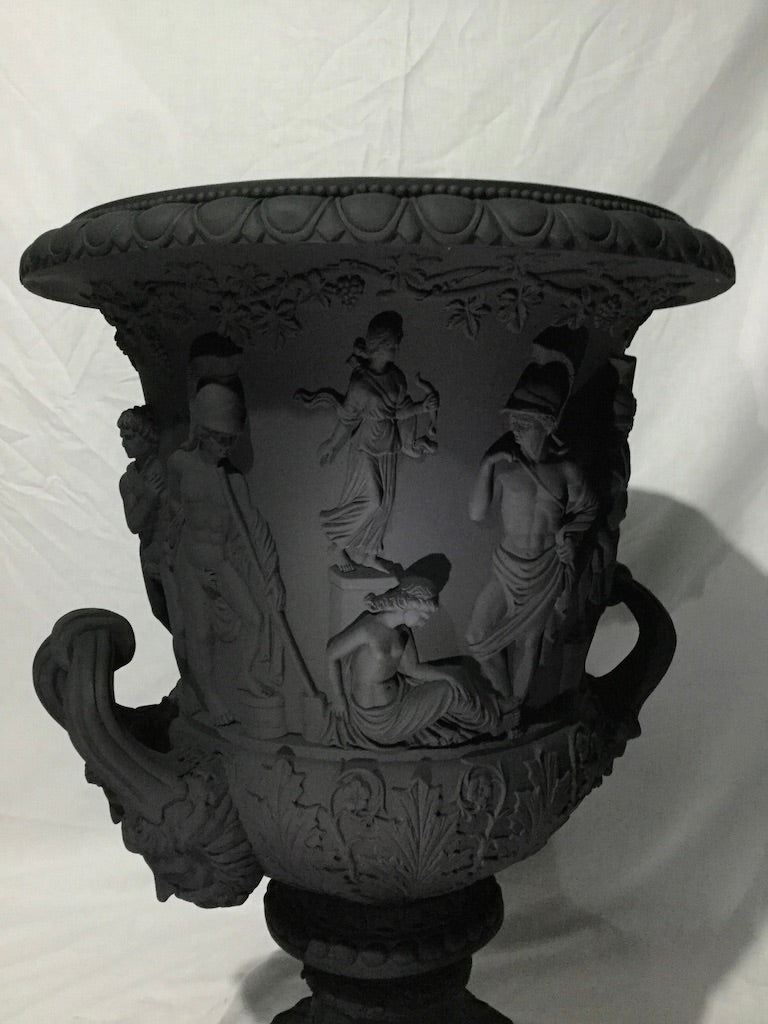 Medici Vase Large Black