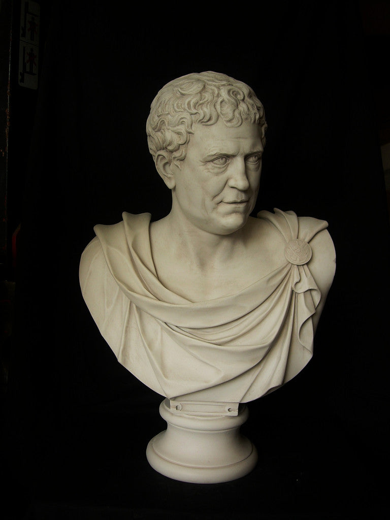 Marble Sculpture By Sculptured Arts Studio Grand Tour