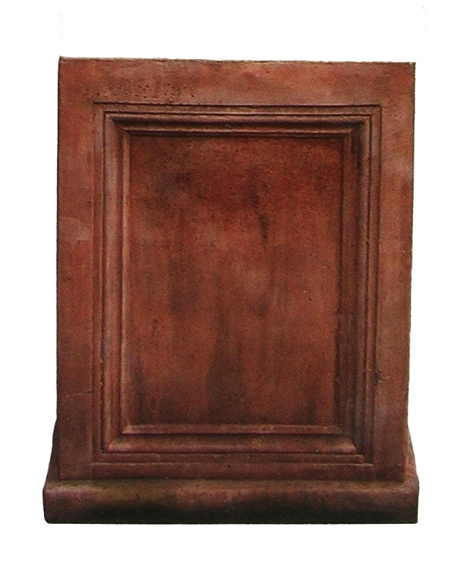Large Pedestal Terracotta