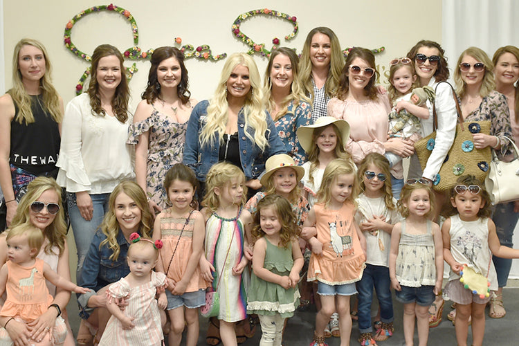 The Nashville Pop-Up Army Wives Event