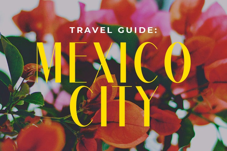 JS Travel Guide: Mexico City