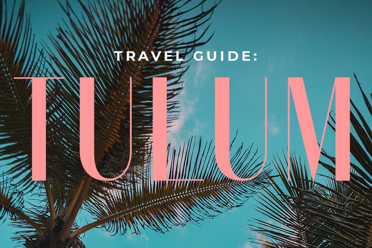 JS Travel Guide: Tulum