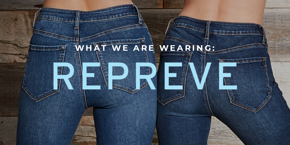 What We Are Wearing: Repreve Kiss Me Skinny