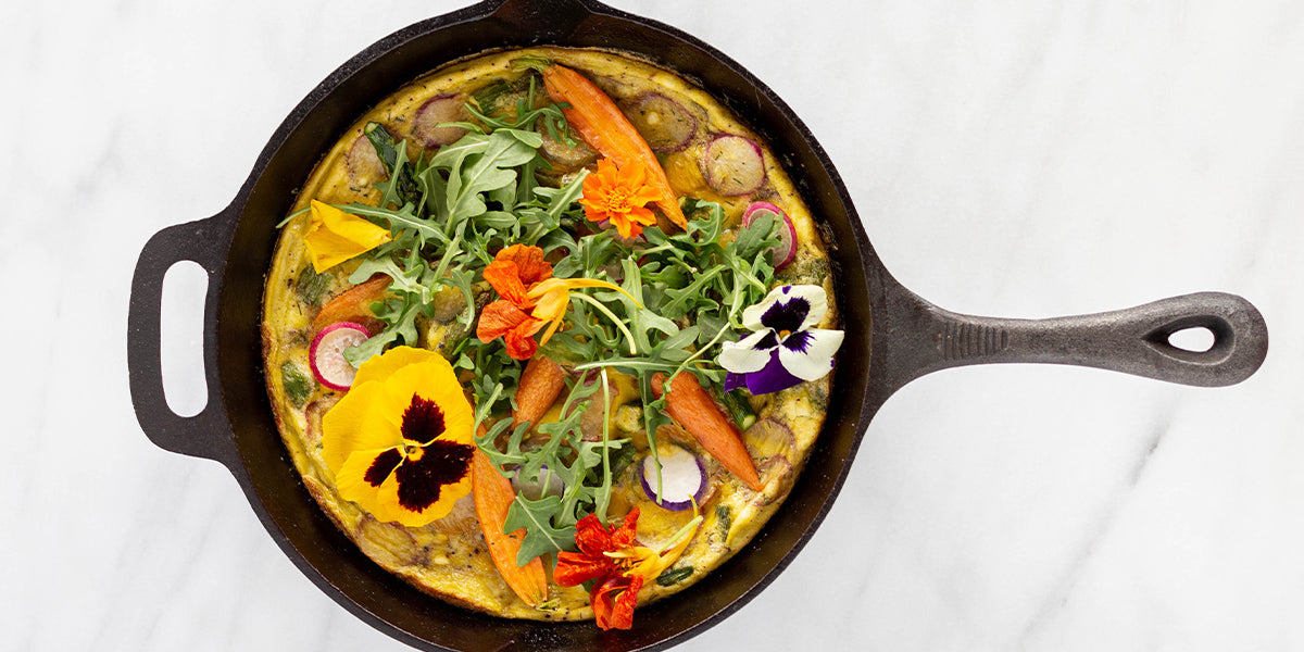 Meals I Can Make: Spring Frittata