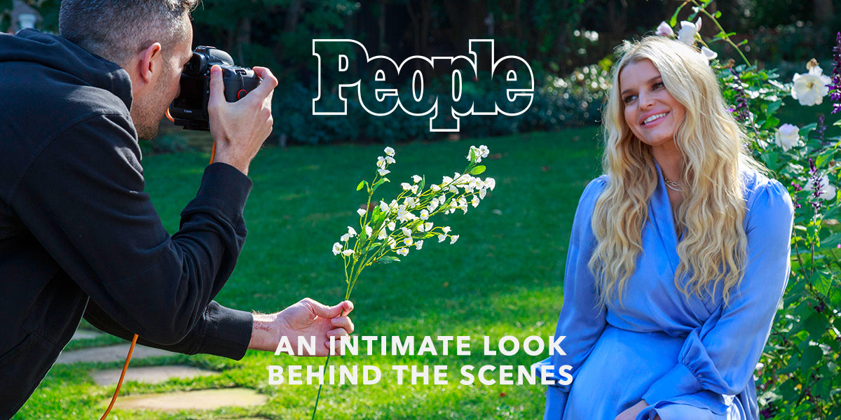 The People Cover Shoot