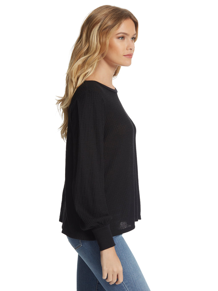 Wilder Top in Black