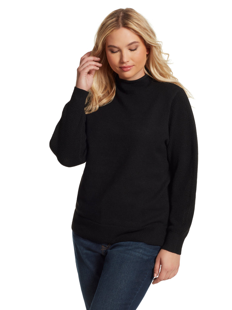 Saskia Sweater in Black