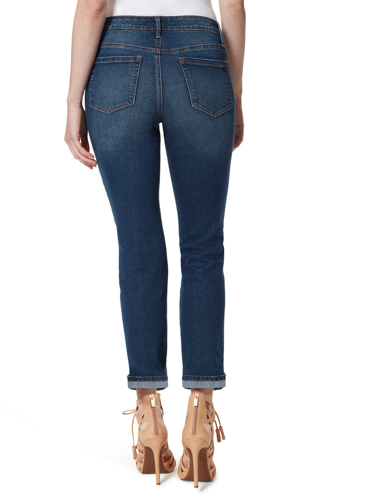 Arrow Straight Ankle Jeans in No Reservations