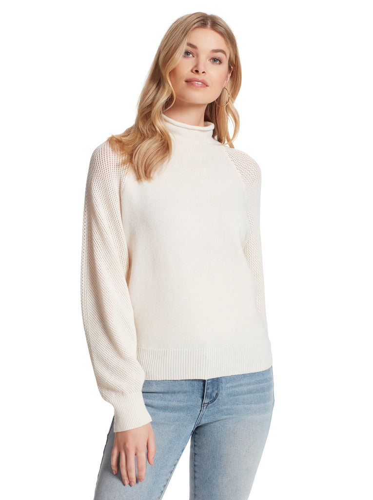 Saskia Sweater in Gardenia