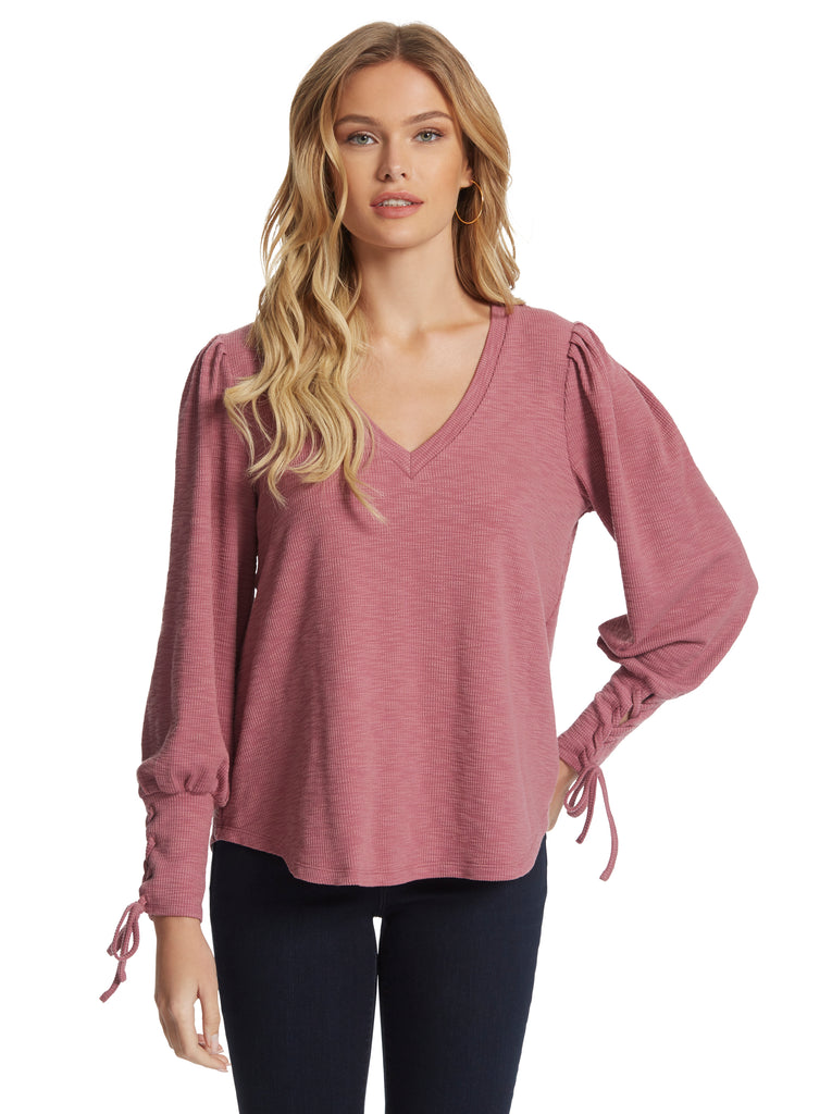 Mercer Top in Clover