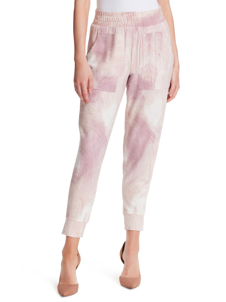 Ryland Jogger in Candy Marble