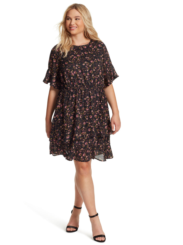 Thurston Dress in Black