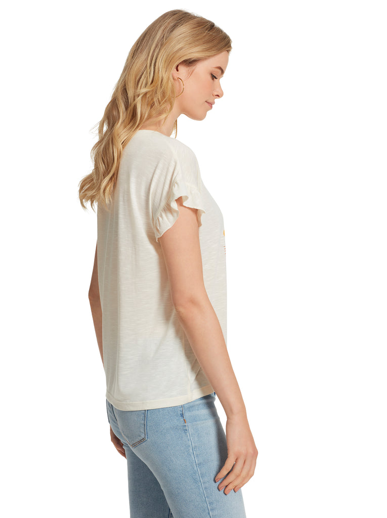 Sawyer Tee in Day Dream