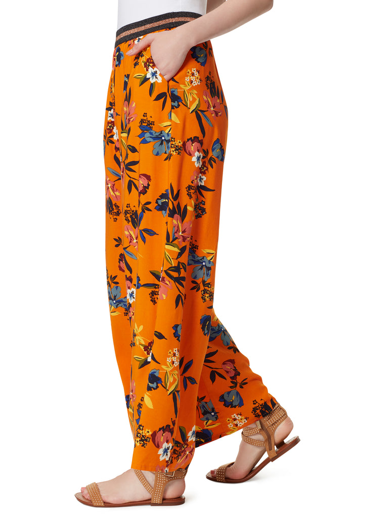 Shani Pant in Sunkissed Florals
