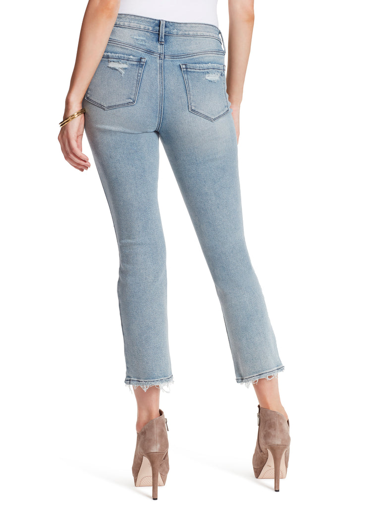 Arrow Straight Ankle Jeans in Dazed