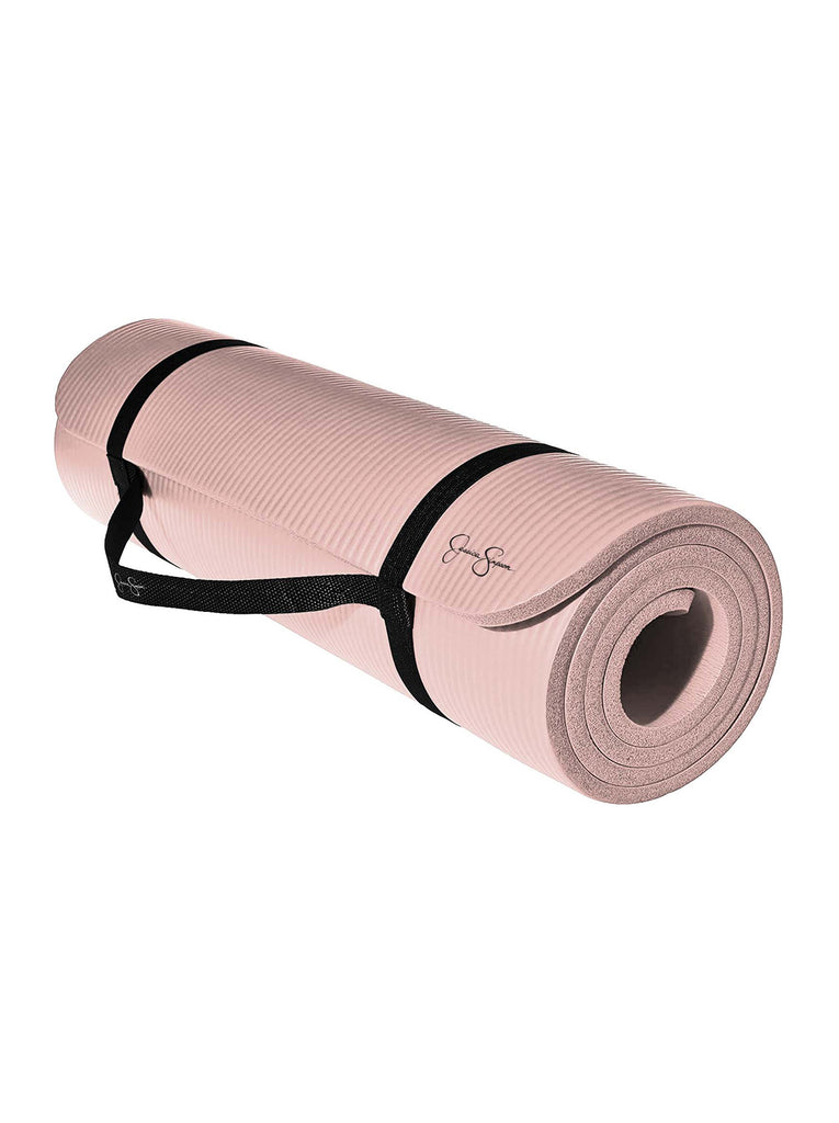 Yoga Mat - 12mm - in Pink
